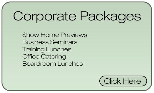 Corporate Catering Packages