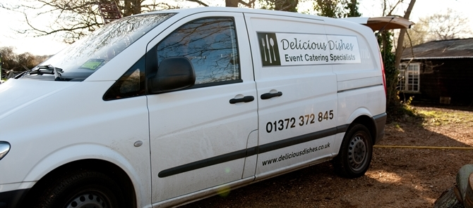 Delicious Dishes - Catering Company based in Surrey